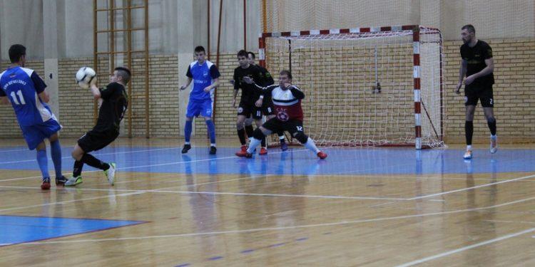 Dobar futsal viđen je u vojvođanskom derbiju kraj Tise