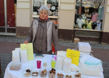 Borbala Balzam imala mušterije i u Mađarskoj | Foto: Vlastimir Jankov