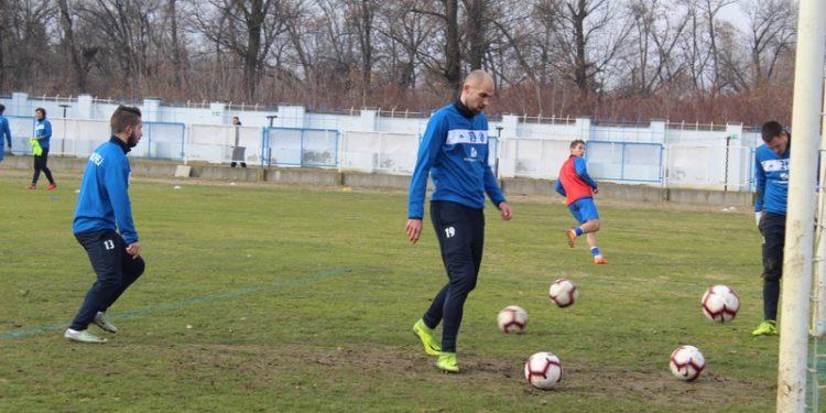 Čedomir Tomčić je u Užicu bio strelac gola za osvajanje boda | Foto: Vlastimir Jankov