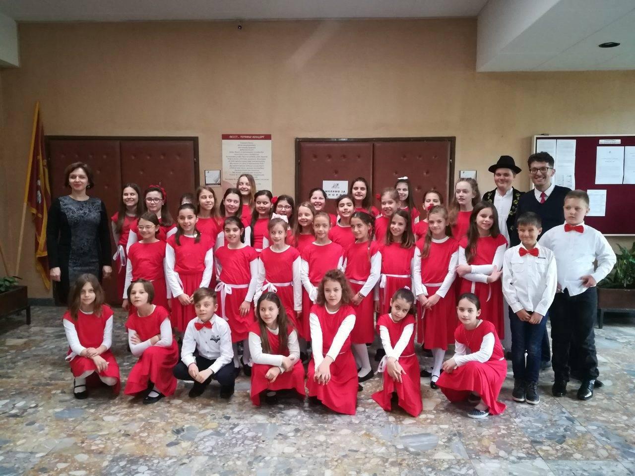 Horić muzičke škole   Foto: Muzička škola, Fejsbuk profil