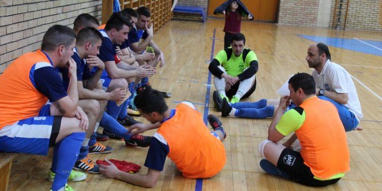 Futsaleri Bečeja naredna dva vikenda igraju u Beogradu | Foto: Vlastimir Jankov