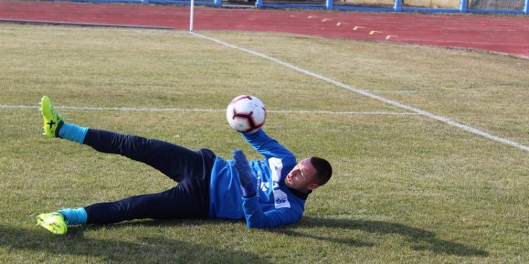 Marko Živkov se nada da danas neće imati mnogo posla | Foto: Vlastimir Jankov