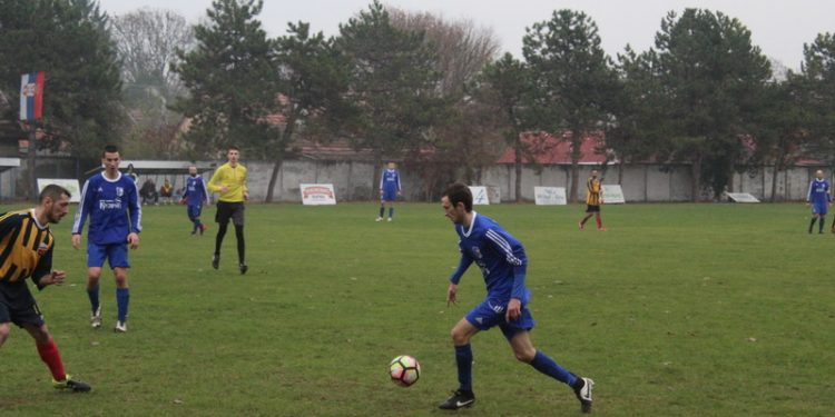 Samo je Ikrašev bio strelac u Hajdukovu   Foto: Vlastimir Jankov