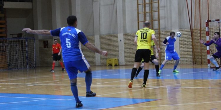 Sa utakmice između Bečejaca i Beograđana | Foto: Vlastimir Jankov