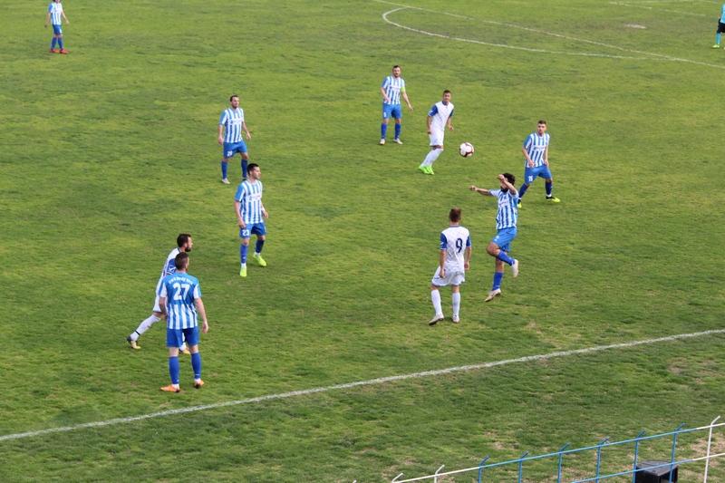 Sa utakmice između Bečejaca i Novopazaraca kraj Tise | Foto: Vlastimir Jankov