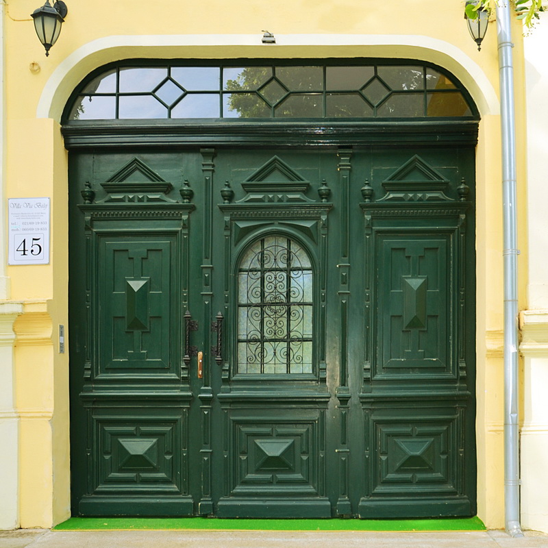 Ajnfort kapije su karakteristične za Vojvodinu | Foto: Vojin Reljin