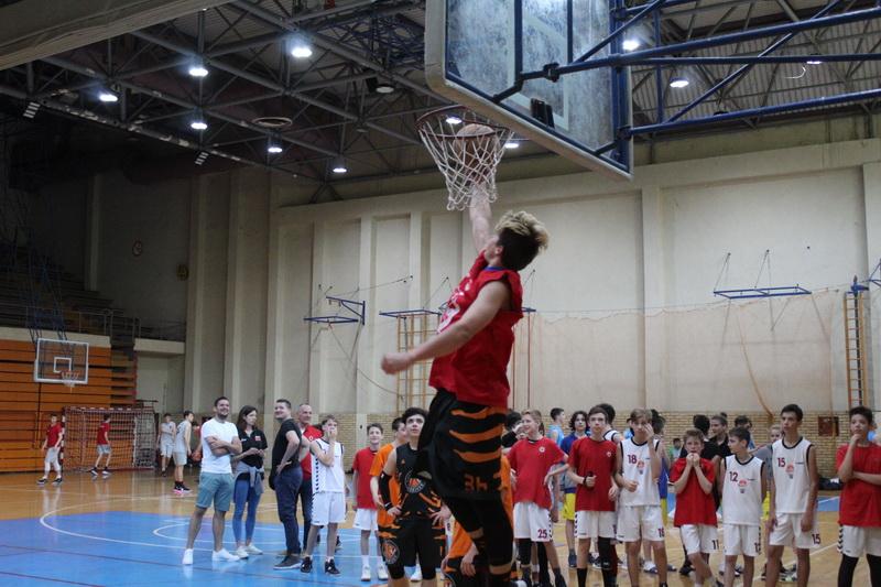 Bilo je vrlo atraktivnih poteza na turniru | Foto: Vlastimir Jankov