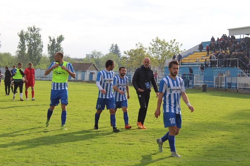 Iduće sezone na Gradskom stadionu kraj Tise opetće igrati srpskoligaši | Foto: Vlastimir Jankov
