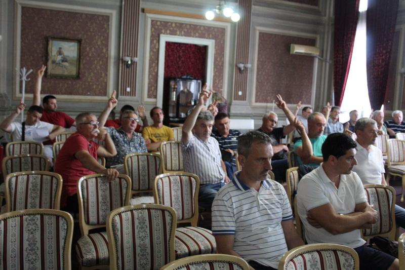 Odluke su jednoglasno izglasane, a da li će takva biti i realizacija | Foto: Vlastimir Jankov