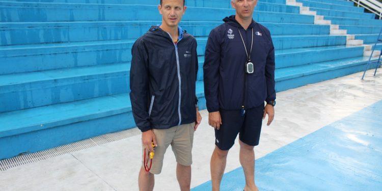 Stari prijatelji Vladimir Gojković i Nenad Vukanić | Foto: Vlastimir Jankov