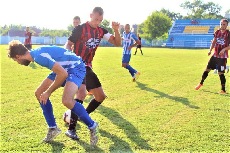 Miloš Zičić je bio strelac jedinog gola protiv Voše | Foto: Vlastimir Jankov