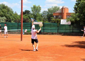 Na šljaci kraj Tise viđen dobar tenis