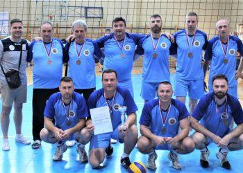 Odbojkaši Bečeja su osvojili bronzanu medalju