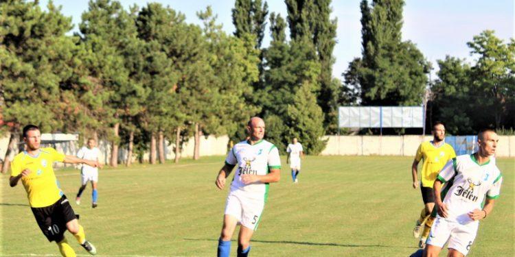 Solidan fudbal u komšijskom odmeravanju snaga | Foto: Vlastimir Jankov