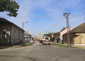 Ulica zatvorena za saobraćaj | Foto: Gordana Adamov