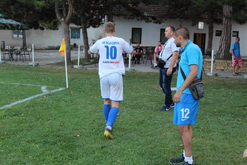 Danak povredama platili su Boris Bečanović i Nenad Kudrić
