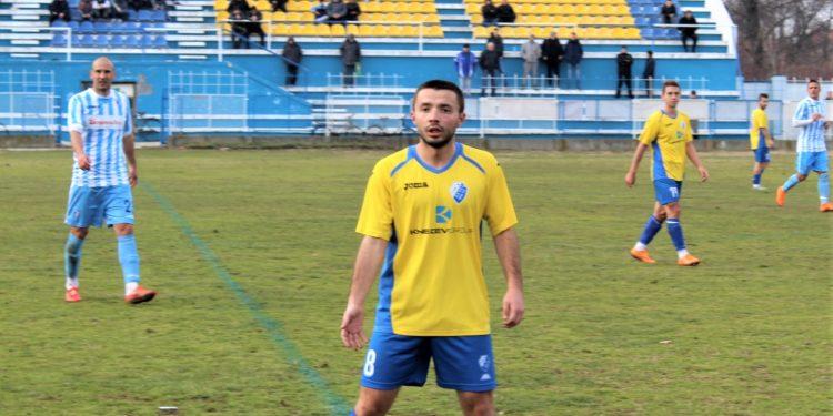Kapiten Bečejaca Slavoljub Dabižljević