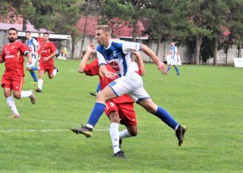 Pokušavao je Nenad Kudrić, ali lopta nije htela u gol