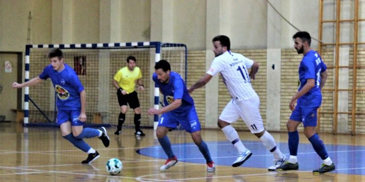 Sa utakmice u Bečeju   Foto: V. Jankov