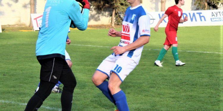Vratio se Nenad Kudrić na teren, ali bez gola