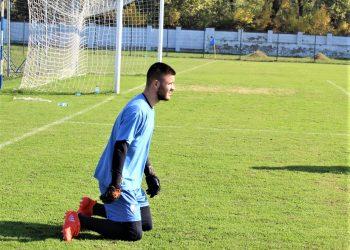 Mladi golman Mane Marković vraća se na gol Bečejaca