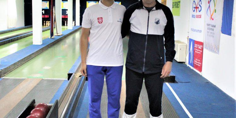 Protiv Petrovaradina su najmanje čunjeva srušili Marko Erdeljan i Milan Kaćanski