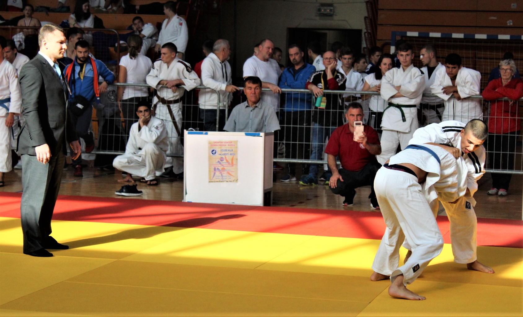 Sa 22. međunarodnog džudo turnira u Bečeju | Foto: Vlastimir Jankov