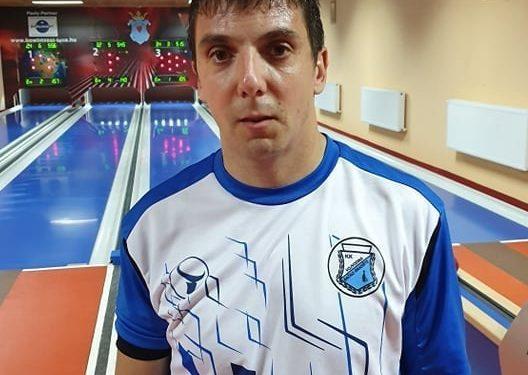 Gavra Ćosić je srušio najviše (601) čunjeva u Sremskom Mitrovici