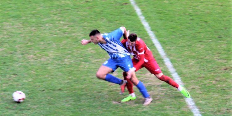 Ilija Erdeljan je postigao gol za Bečejce