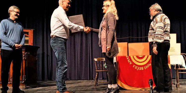 Sa dodele nagrada na ovogodišnjem Festivalu komedije u Novom Bečeju