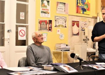 Sa promocije knjige Rastislava Raleta Petrićevića