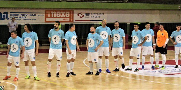Futsaleri Tise iz Novog Bečeja