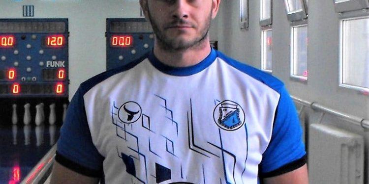 Nikola Vukadinov je sručio najveći broj čunjeva u poslednjoj prvenstvenoj utakmici godine