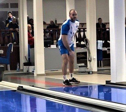 Nikola Vukadinov je zabeležio najbolji rezultat protiv Apatinaca