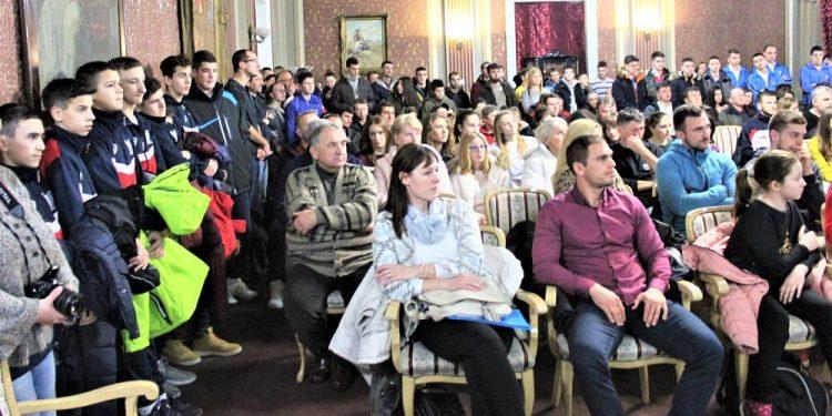 Sa lanjske manifestacije Izbor sportiste godine | Foto: V. Jankov