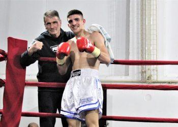 Trener Žarko Radović i njegov učenik Nikola Vlajkov | Foto: V. Jankov