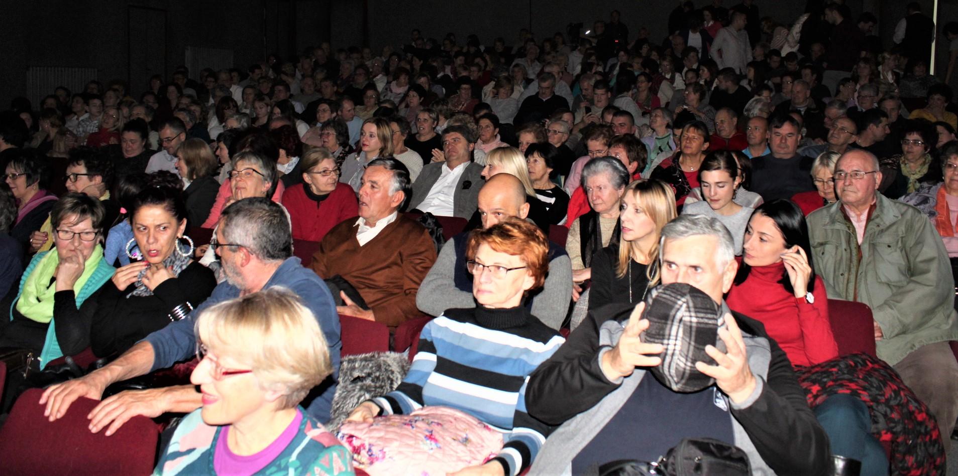 Zadovoljstvo u publici