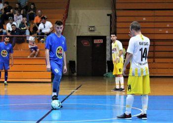 Sa utakmice ove jeseni između Bečejaca i Zrenjaninaca | Foto: Vlastimir Jankov