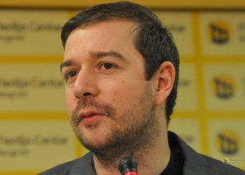 Stevan Dojčinović | Foto: Medija centar Beograd
