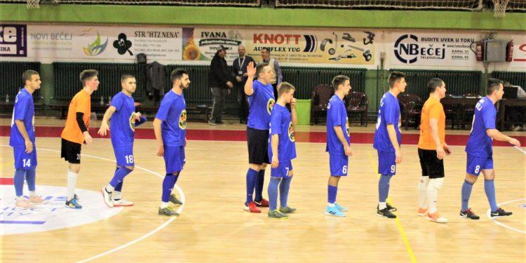 Futsaleri Bečeja žele uspešniju polusezonu
