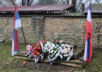 Spomen obeležje Zid smrti u Bečeju