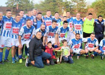 Brane trofej kupa: fudbaleri Vojvodine iz Bačkog Gradišta