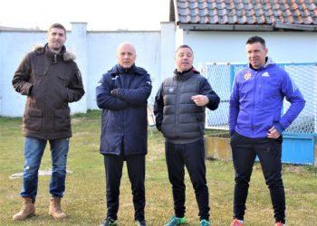Dalibor Novčić (desno) odlazi, a Milorad Janjuš (levo) bi mogao da se priključi Milanu Beliću i Draganu Leskovcu