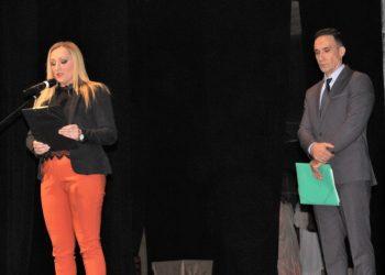 Dalila Dujaković je u ime lokalne samouprave čestitala školsku slavu, a mr Miodrag Basarić je izgovorio besedu