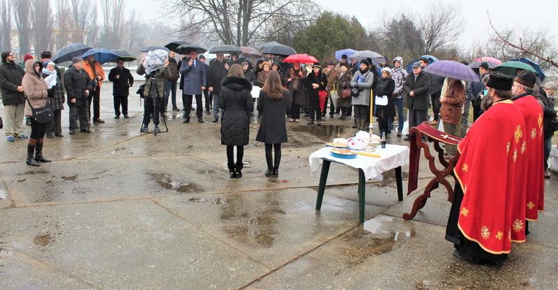 Komemoracija žrtvama Velike racije u Bečeju