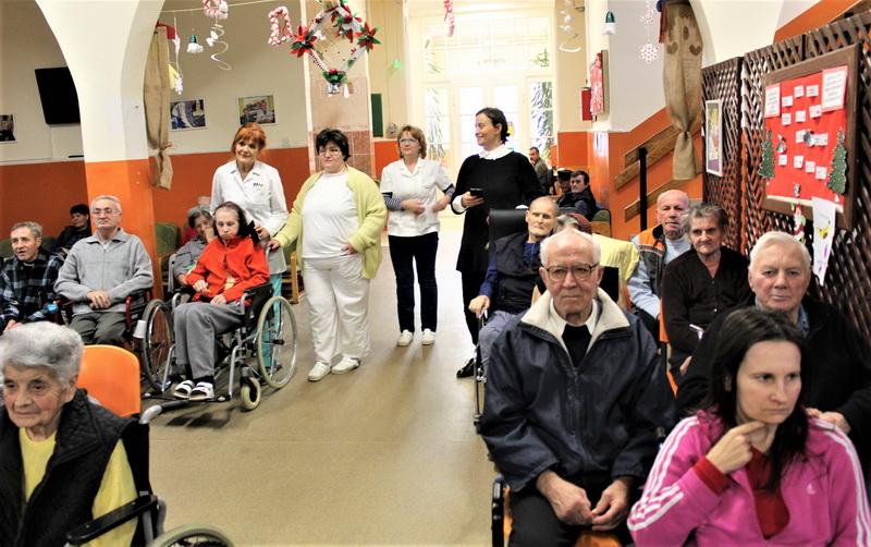 Oduševljeni korisnici i zaposleni u Geronto centru