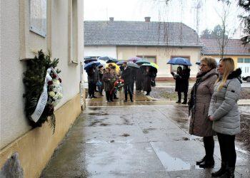 Sa komemoracije povodom Međunarodnog dana žrtava holokausta