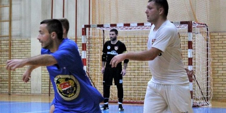 Slavoljub Dabižljević iz ekipe Čajkini asovi