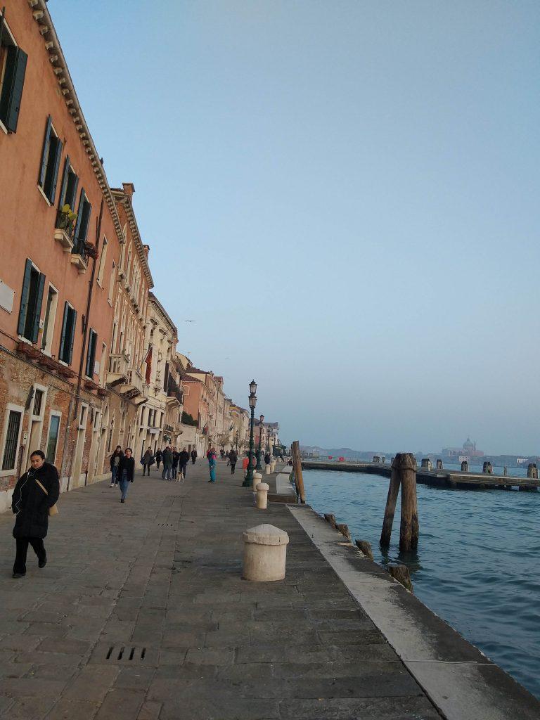 Ulice Venecije bez navale turista