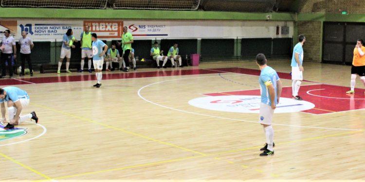 Futsaleri Tise su porazom startovali u nastavku sezone